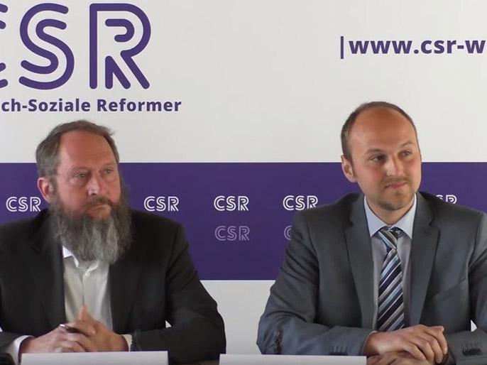 Pressekonferenz CSR
